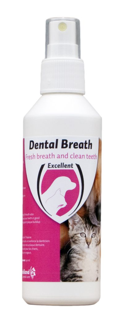 Dog & Cat Dental Breath + Tooth Spray