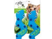 AFP Green Rush Silly Snake 2-pack (12 g Catnip)