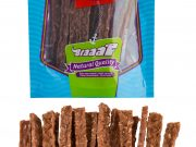 Braaaf Salmon Fish strip 1cm x 12cm