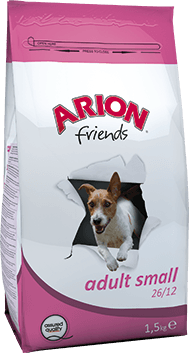 Arion Adult Small Breed 26/12  3kg
