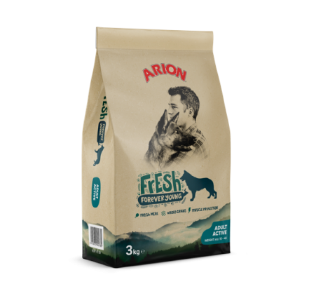 arion fresh adult active